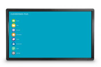 Display  CLEVERTOUCH TS1541036 65""